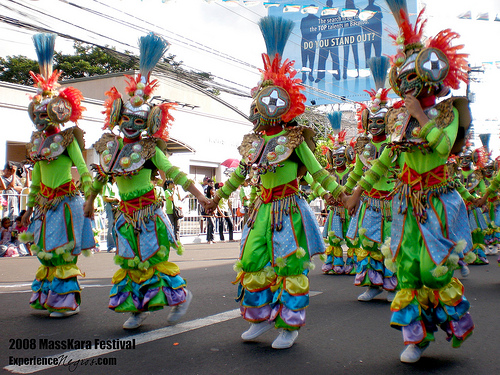 masskara9 - Bacolod City: Gate of Negros Occidental - Philippine Photo Gallery