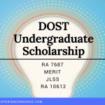 DOST Scholarship 2018 Now Accepting Applicants