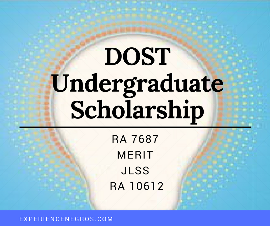 2020 DOST Scholarship: Everything You Need to Know +