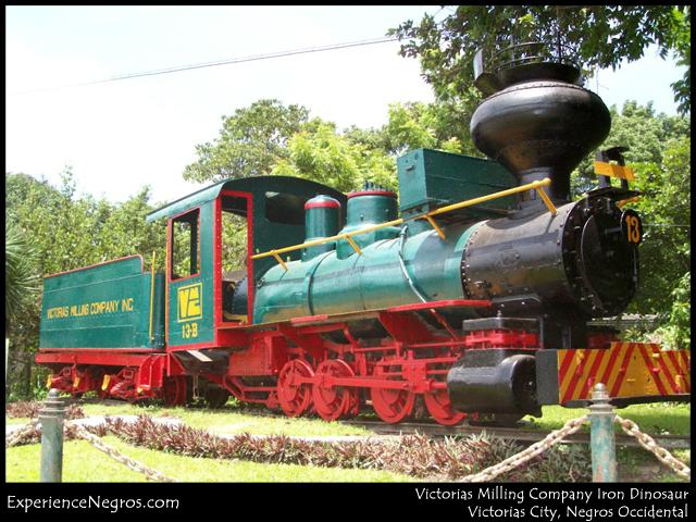 Victorias Milling Company Iron Dinosaur
