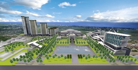ayala capitol civic center perspective