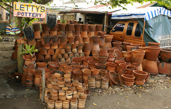 silay pottery makers