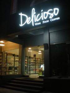 Indeed, it's Delicioso!