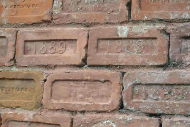 fort san juan bricks