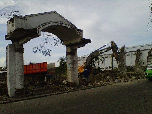 provincial jail demolition