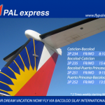 Bacolod-Boracay and Bacolod-Palawan Flights to Start on May 17, 2013