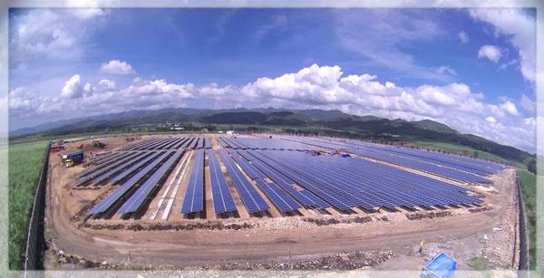 san carlos solar farm