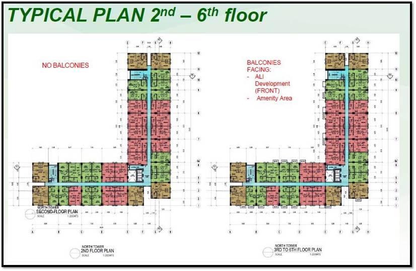 amaia steps condo plan 2-6