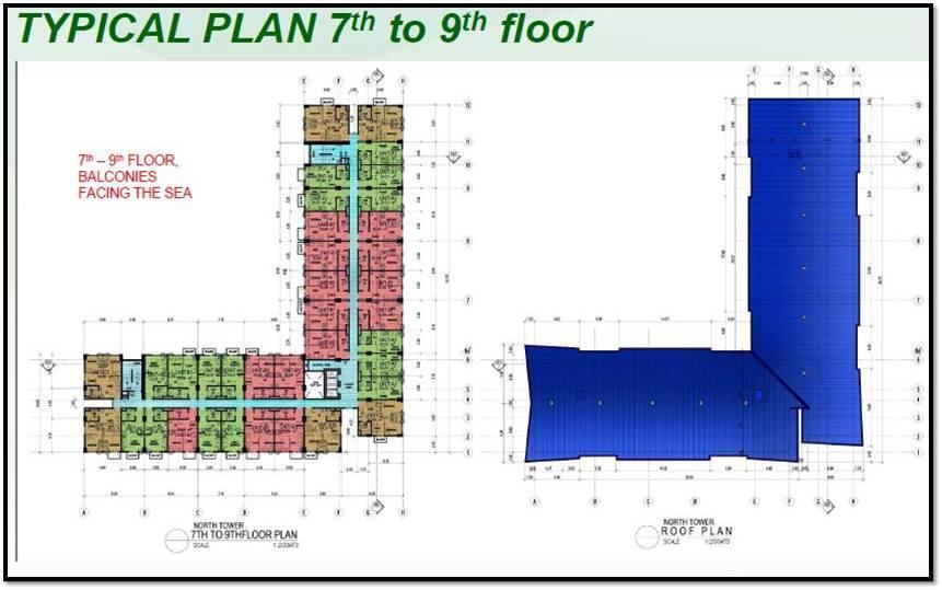 amaia steps condo plan 7-9