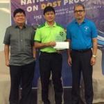 Negros Occ. Provincial S&T Director Bags 2013 Best PSTD Award