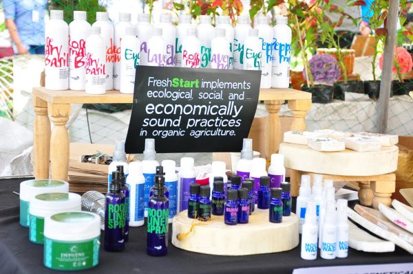Organic Products by Fresh Start