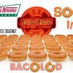 Krispy Kreme Bacolod to Open on December 6
