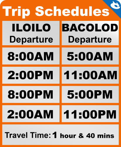 fastcat roro bacolod schedule