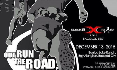 Salomon X-Trail Run 2015 Bacolod