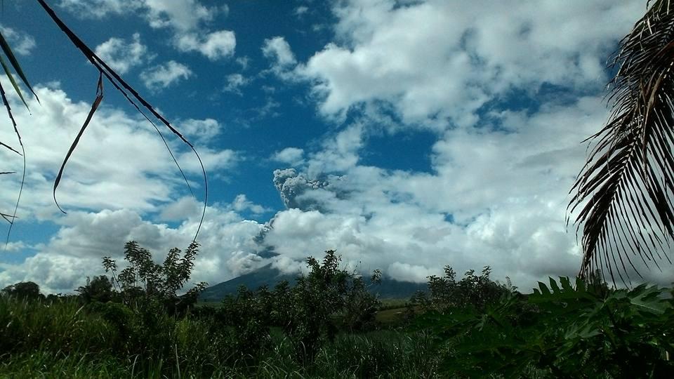 kanlaon volcano eruption