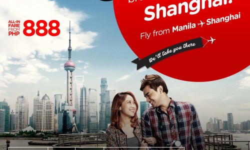 AirAsia announces direct flights to Shanghai from Manila