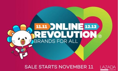 Lazada Launches Online Revolution With More Tan 1M deals!