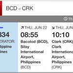 PAL Starts Bacolod (BCD) to Clark (CRK) Direct Flights