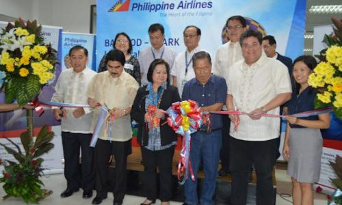 PAL Starts Bacolod to Clark Direct Flights