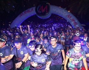 Color Manila Blacklight Run Invades Bacolod