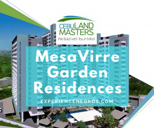 MesaVirre Garden Residences: Cebu Landmasters' Mixed-Use Project in Bacolod