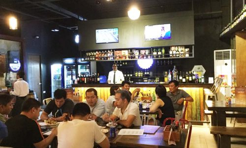 Brewery Gastropub Bacolod: A Perfect Place to Chillout