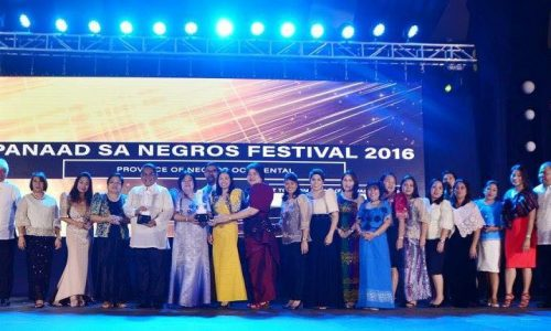 Panaad Festival Awarded ATOP Hall of Fame