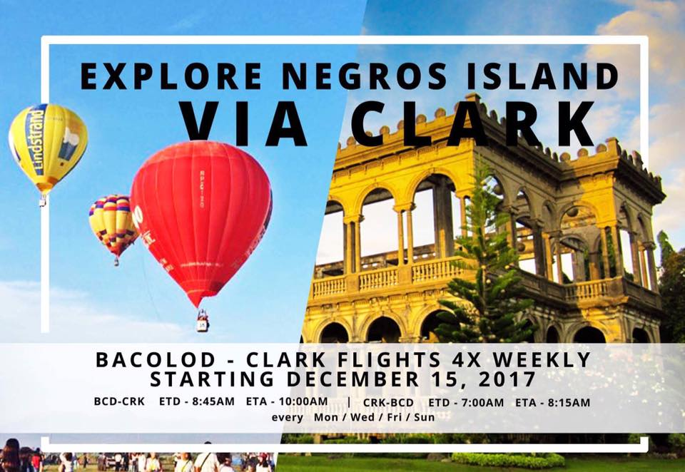 bacolod clark flights