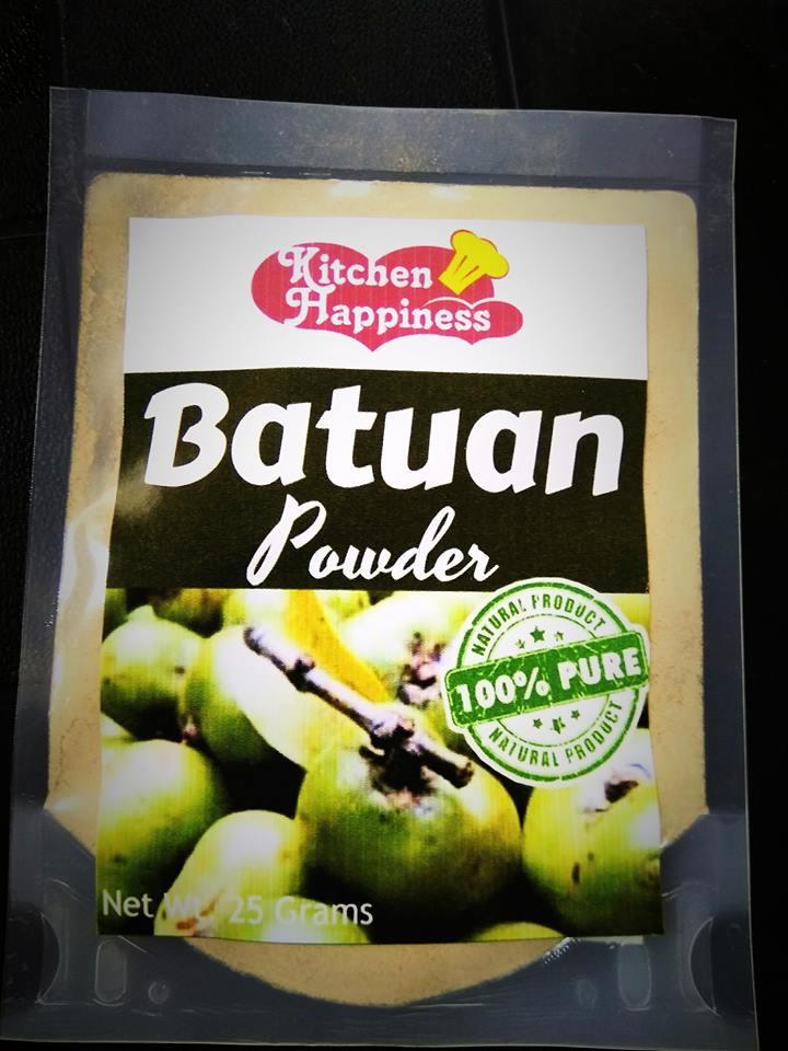 kitchen happiness batuan powder