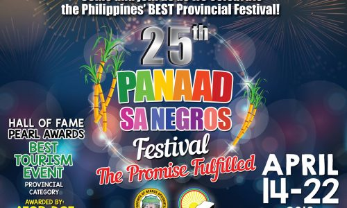Panaad sa Negros Festival 2018: A Showcase of the Best of Negros Occidental