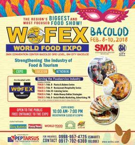 WOFEX Bacolod 2018