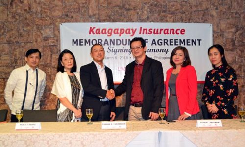 LBC Tie-Up with Malayan Insurance to Ensure Safety of Customers